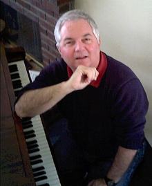 Michael Brandeburg at the piano - Romantic and sensual Smooth Jazz and Light Latin Music
